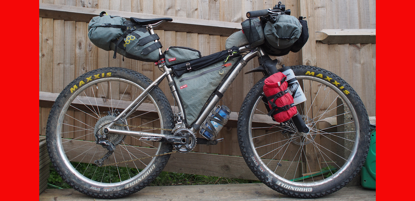Bikepacking pack list