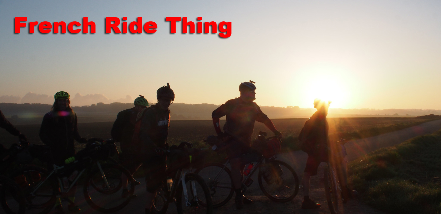 French Ride Thing - a trip across Normandy